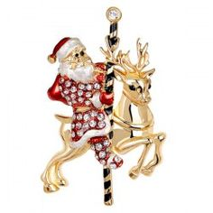 SHARE & Get it FREE | Santa Reindeer BroochFor Fashion Lovers only:80,000+ Items • FREE SHIPPING Join Twinkledeals: Get YOUR $50 NOW!