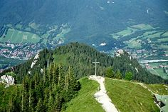 Brauneck - above Lenggries, Bavaria, Germany