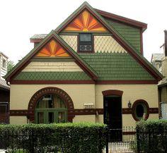 2008 - 06 - 23 - Spiffy house in Highland neighborhood of Denver | Flickr - Photo Sharing!