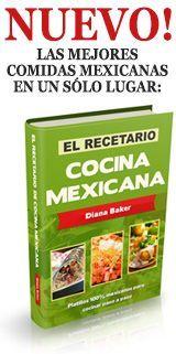 recetario de comida mexicana