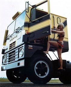 #Dodge Truck#semi truck