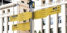 Multilingual Signage. Brisbane. 2013 - Dot Dash