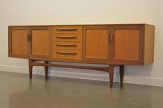 G-Plan sideboard. This could be the one!