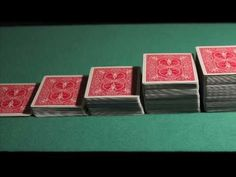 Stop Motion Playing Cards- pre-project inspiration day (day 5)