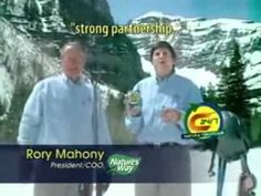 AIM GLOBAL INC : Dean Morris & Rory Mahony of Natures Way C24/7    Exclusivity Wants to join add me on facebook!!!