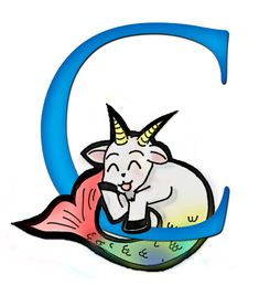 C is for Capricorn!