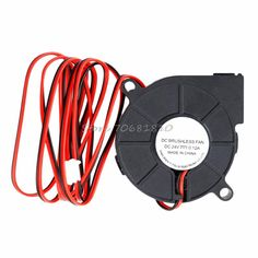 24V Brushless DC Cooling Turbine Blower Fan 5015 50*62*15mm Durable New #R179T#Drop Shipping #Affiliate