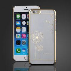 Luxe-Cristal-de-Diamant-Electroplate-Etui-Housse-Coque-pour-Apple-iPhone-5-5s