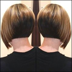 Shorter A Line - This is literally my haircut and I just found it on pinterest.