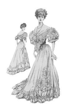 1800 Dresses