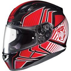 Sale on HJC Redline Men's CL-17 Road Race Motorcycle Helmet 2014 - Motorhelmets
