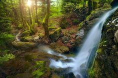 Waterfall by Chris Kaddas on 500px