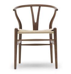 CH24 Wishbone Chair / Y-Chair chaise Carl Hansen & Søn - QUICK SHIP créée par Hans J. Wegner pour 627,00€. Livraison gratuite à beaucoup de pays ✓ Droit de retour de 28 jours ✓ Rabais de 3 % pour le paiement anticipé