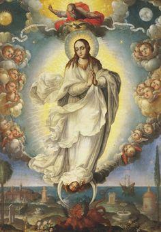 theraccolta: La Inmaculada Concepción, Fray Alonso López de Herrera.