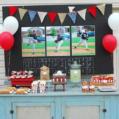 Baseball Party Ideas
