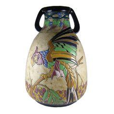 Amphora 'Campina' Huge Vase   1stdibs.com