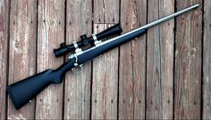 Megan's Winchester Model 70 Extreme Weather SS Winchester Firearms, Winchester Model 70, Bolt Action Rifle, Hunting Rifles, Guns And Ammo, Shotgun, Weapons, Extreme Weather, Survival