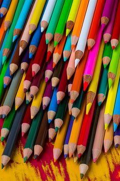 Every year at back to school time....I treat myself to a brand new set of colored pencils- I still love them so!!