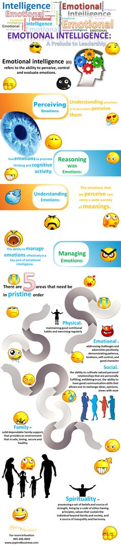 Emotional Intelligence http://aspire4life.com/emotional-intelligence-a-prelude-to-leadership/