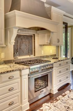 Kitchen Remodel Photo Gallery Portfolio - Lecy Brother Homes, Minnetonka MN Kitchen Fan, White Kitchen Decor, Home Decor Kitchen, Kitchen Hoods, Kitchen Ideas, Beautiful Kitchen Designs, Beautiful Kitchens, Cool Kitchens, Layout Design