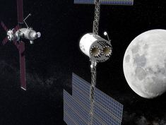 NASA's Deep Space Transport Orion Spacecraft, Space Launch System, Super Earth, Space Story, Moon Missions, Mission To Mars, Space Projects, Sistema Solar, Deep Space