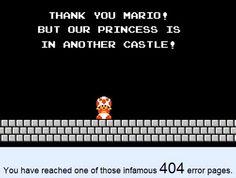super mario 404