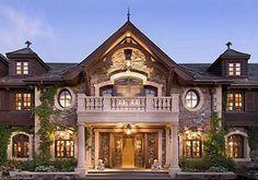 dream house, dream home, design, architecture, Houses Architecture, Architecture Design, Mansion Homes, Beach Mansion, Dream Mansion, Sweet Home, Plafond Design, Mega Mansions, Expensive Houses