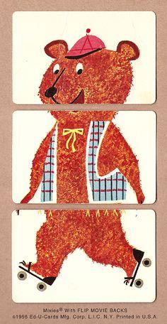 """Cut out the cards and play #game #printables : les autres cartes sont dans la tableau """"c'est quoi ce cirque?"""""""