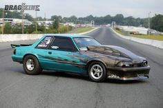 Feature: Shawn Pevlor's Feared Ultra Street 1989 Ford Mustang - Summit-4