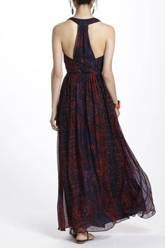 I want! Seeped Sinopia Maxi Dress ($100-200) - Svpply