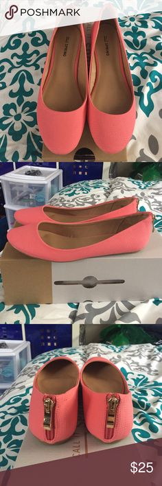BRAND NEW ‼️ Call it spring flats Hot pink flats size 7 NBW New With  Call It Spring Shoes Flats & Loafers