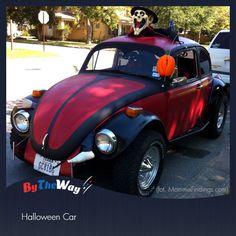 31 października mieszkańcy USA obchodzą Halloween. Poniżej przedstawiamy dowód na to, że nie tylko ważne w tym dniu jest dla nich w co się przebiorą, ale też jak udekorują swój samochód.