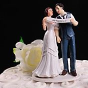 """""""We Did"""" Cake Topper – USD $ 24.99"""