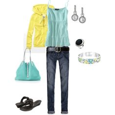 summer 2, created by ankney-stacey on Polyvore