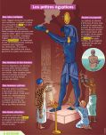 Les prêtes égyptiens - Mon Quotidien, le seul site d'information quotidienne pour les 10-14 ans