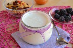 Yogurt fatto in casa bimby