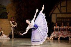 Oksana Skorik in 'Giselle' Photographer Ira Yakovleva