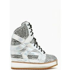 Jeffrey Campbell Rodman Platform Sneaker