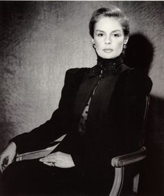 A Classic Beauty , Best Dressed lists Carolina Herrera topped the list- pure perfection!