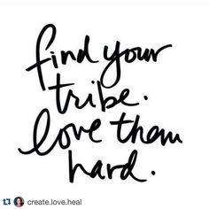 """Jene Roestorf on Twitter: """"I love my tribe! Thanks for the Monday ..."""
