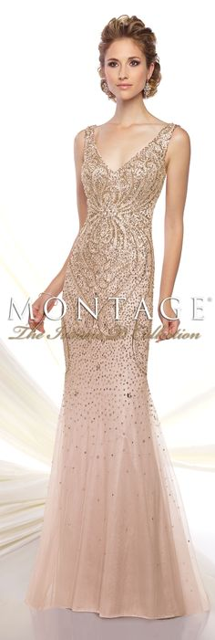 Montage The Ivonne D Collection Spring 2016 - Style No. 116D23 #eveninggowns