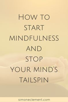 A busy mind can be painful, and cause anxiety. Learn how to calm your mind, clear your thoughts, and feel your emotions, through mindfulness mediation. This guide will teach you how to meditate and offer solutions for guided meditations, minfulness activities and exercises. CLEAR YOUR MIND TODAY! https://simoneclement.com/blog/mindfulness-meditation-how-to-meditate