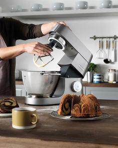 kenwood küchenmaschine chef titanium xl