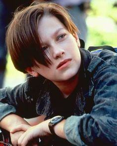 Edward Furlong as John Connor in Terminator Judgment Day.