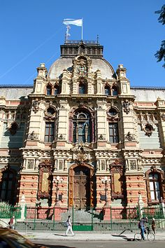 palacio de Aguas Buenos Aires