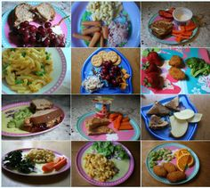 Finally some breakfast/lunch/snack ideas that are realistic and not just super cute!