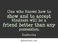 Create your own picture quotes about friendship - One who knows ...