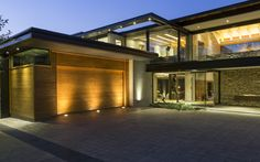 House in Blair Atholl   Light   Nico van der Meulen Architects #Design #Architecture #Light