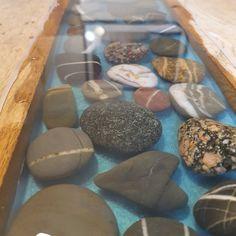Resin Crafts, Resin Art, Learn A New Skill, Teak Wood, Epoxy, Wood Art, Woodworking Projects, Magic, Stone