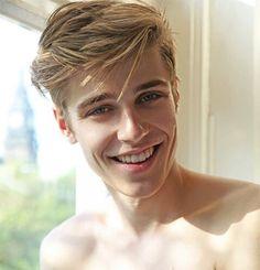 Imagen de tim borrmann, boy, and smile